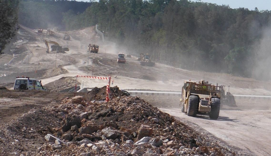 Pacific Highway Upgrade: Woolgoolga to Ballina Section 1